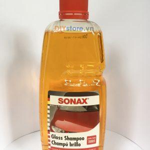 Dung dịch rửa xe đậm đặc SONAX Gloss Shampoo, 1000ml