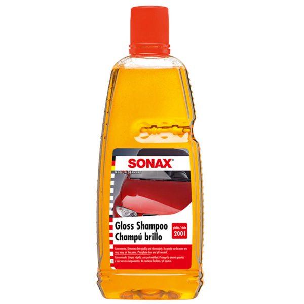 Nước rửa xe SONAX Gloss Shampoo Concentrate, 1000ml
