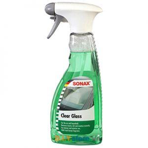 Dung dịch Làm sạch và Trong kính SONAX Clear Glass, 500ml