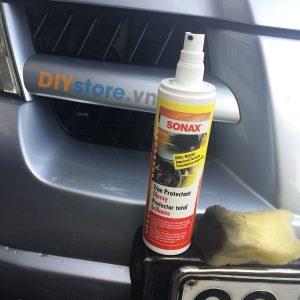 SONAX Trim Protectant Glossy phục hồi nhưa xe năm 2006 về trang thái như mới