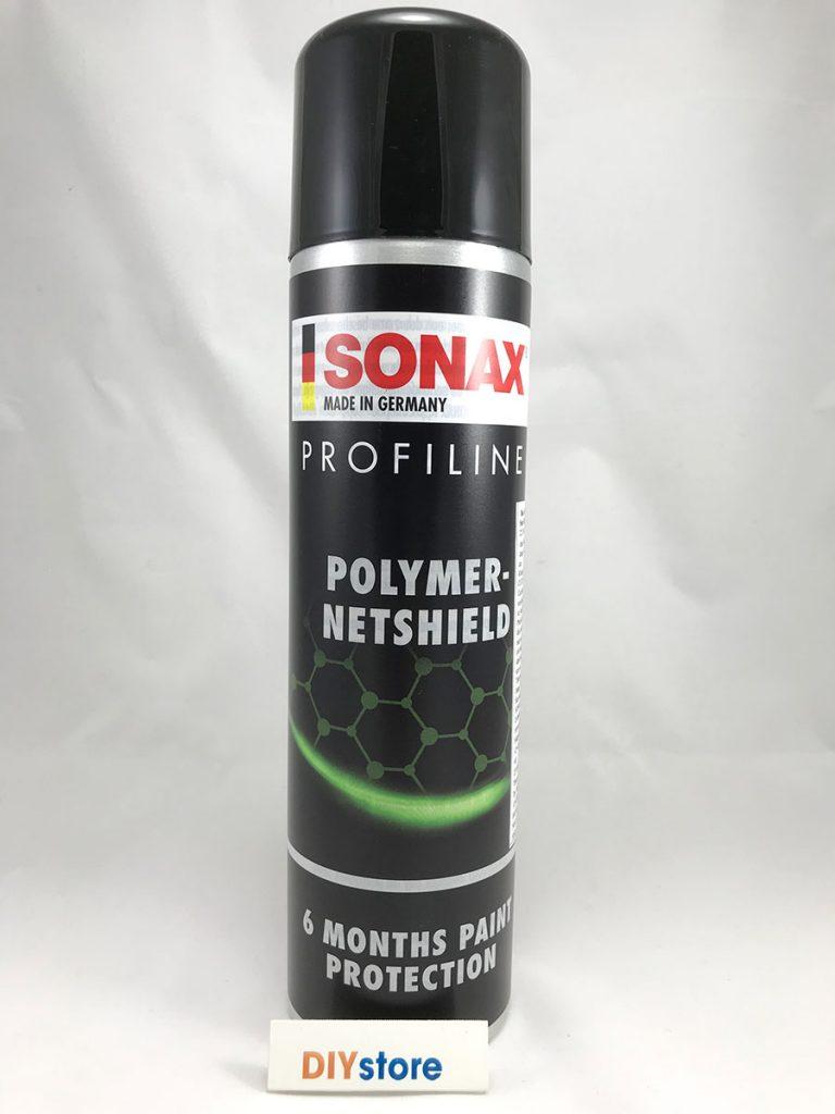 Polymer Phủ bóng & Bảo vệ bề mặt sơn SONAX PROFILINE POLYMER NETSHIELD (lên tới 6 tháng), 340ml