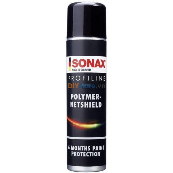 Polymer Phủ bóng & Bảo vệ bề mặt sơn SONAX PROFILINE POLYMER NETSHIELD, 340ml