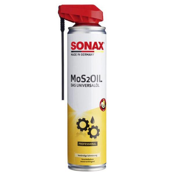 SONAX MoS2Oil - Dầu đa dụng bảo vệ, chống rỉ sét, chống ăn mòn kim loại, 400ml
