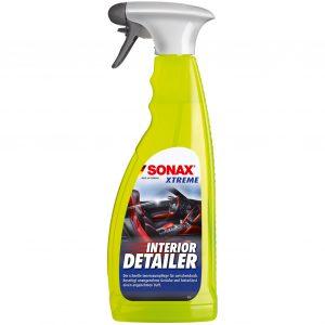 Dung dịch làm sạch và khử mùi nội thất xe SONAX XTREME Interior Detailer, 750ml